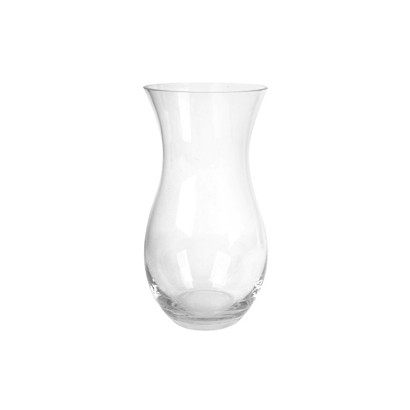 Hosleys 118 High Tall Glass Vase Ideal Gift For Wedding And